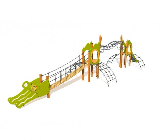 Krokodyl J2771