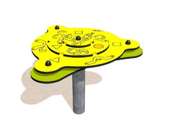Stół aktywności - tworzenie zwierząt J3403
