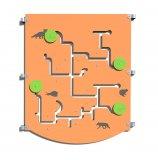Tablica aktywności - łączenie zwierząt w pary J3401