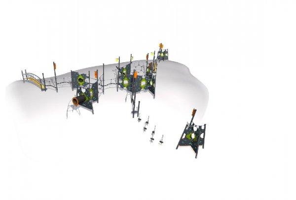 Zestaw Pionowy Świat - Średniowiecze J48302