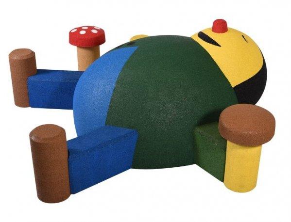 Gumowa figura na plac zabaw Guliver