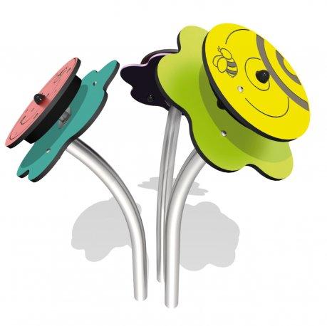 Muzyczne kwiaty - J3418