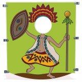 Tablica aktywności - Indianin - J3415