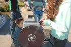 urządzenie muzyczne interaktywne DJ-Post PN90008