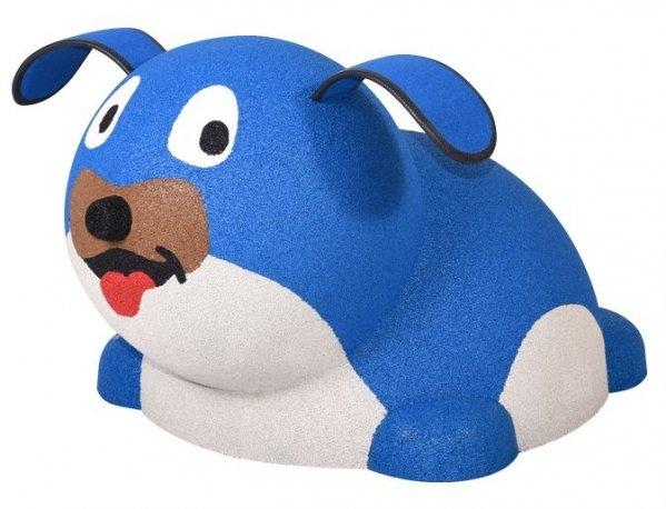 Figura gumowa na plac zabaw Mini Pies