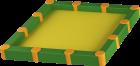 Piaskownica gumowa