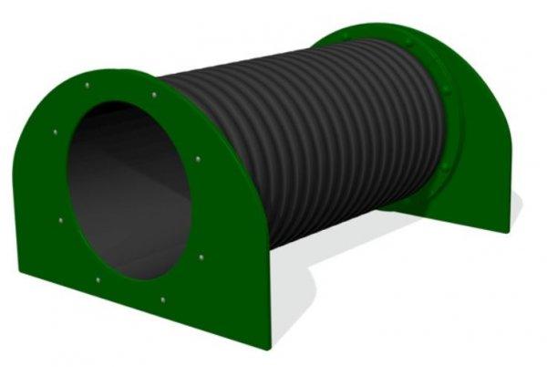 Tunel 1,5m podziemny z panelami 1200x800mm FIBDTS15